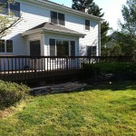 Scarsdale deck BEFORE