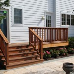 New deck in Scarsdale