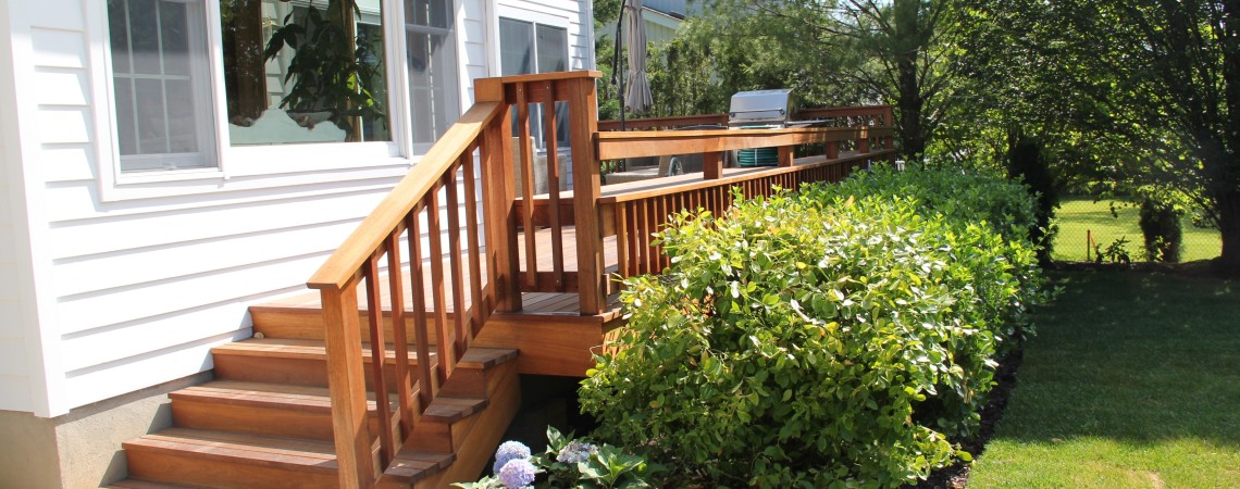 New Deck, Scarsdale